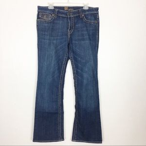 Kut From the Kloth Bootcut Jeans Sz 12